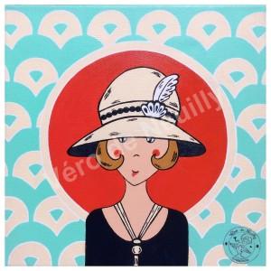 "Mademoiselle Prunelle Charleston  Collection ""Charleston"""